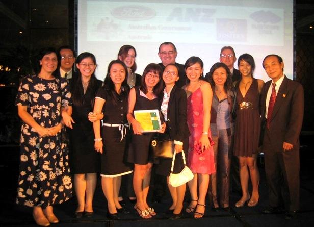 ANZ Awards-team photo