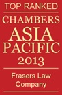 Chambers Asial Pacific 2013 logo